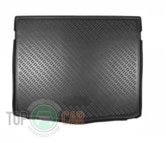 Nor-Plast Коврик в багажник Fiat Tipo HB 2015- резино-пластиковый