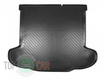 Nor-Plast Коврик в багажник Fiat Tipo sedan 2015- резино-пластиковый
