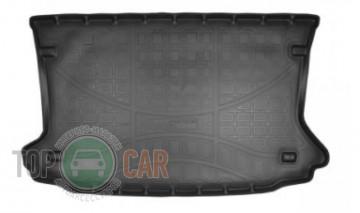 Nor-Plast Коврик в багажник Ford EcoSport резино-пластиковый