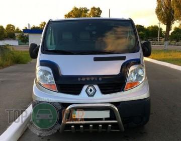 Renault Trafic 2001-2015