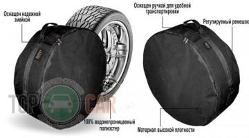 Beltex Чехол для запасного колеса M R14-15 (64x21cm)