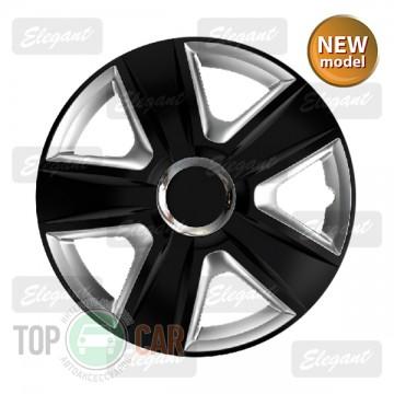 Elegant Колпак R14 ESPRIT RC black & silver
