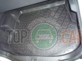 Коврик в багажник Mazda 6 hatchback 2002-2007