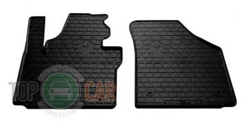 Коврики резиновые VW Caddy 2004-10-15 передние
