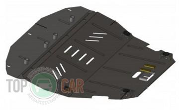 Защита двигателя Citroen Jumpy I/II 1995-2004-2007