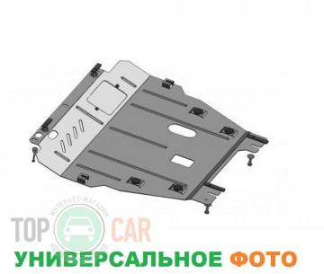 Защита двигателя Daewoo Matiz 1998-2005