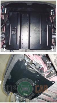 Кольчуга Защита двигателя Daewoo Matiz 2005-
