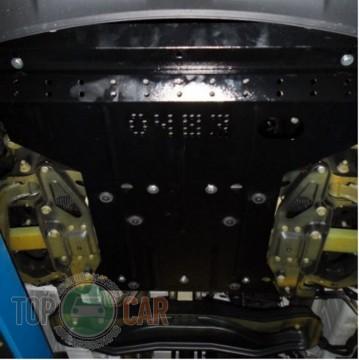 Кольчуга Защита двигателя Mercedes-Benz Sprinter 2013-