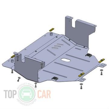 Защита двигателя Renault Trafic 2001-