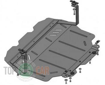Защита двигателя Volkswagen Caddy 2004-2011