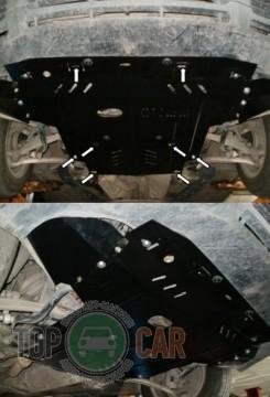 Кольчуга Защита двигателя Volkswagen Passat B5 GP 1996-2005