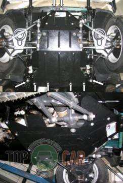 Кольчуга Защита двигателя ВАЗ Нива 2121