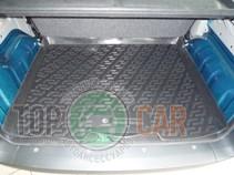 Коврик в багажник Renault Kangoo пассажир 1998-2008