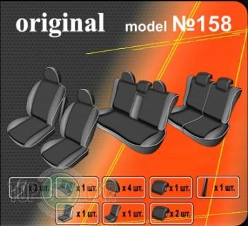 Оригинальные чехлы Opel Zafira A 7 мест