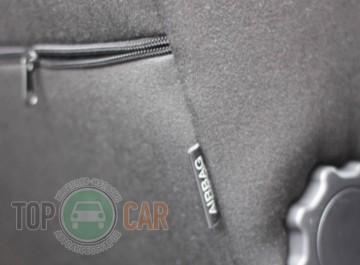 EMC ќригинальные чехлы Peugeot 301 задн¤¤ спинка деленна¤