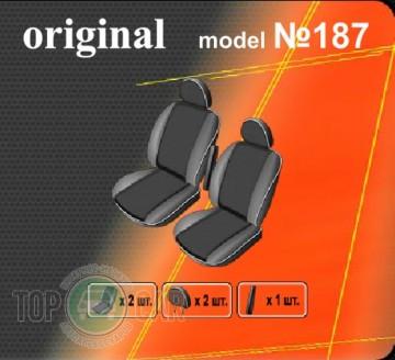 Оригинальные чехлы Renault Kangoo 2003-2007 1+1