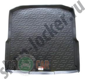 Коврик в багажник Skoda Octavia A7 universal