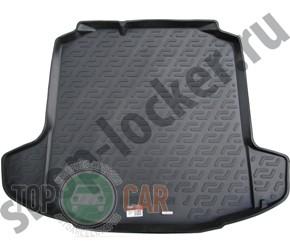 Коврик в багажник Skoda Rapid 2012-