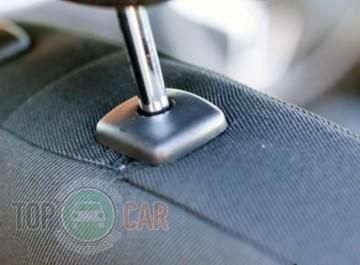 EMC Оригинальные чехлы Seat Altea XL со столиками