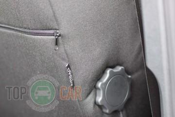 EMC Оригинальные чехлы VW Caddy 2010- 7 мест