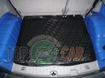 Коврик в багажник Volkswagen Caddy 2004-