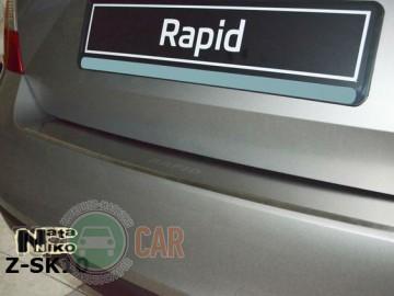 Skoda Rapid 2013-