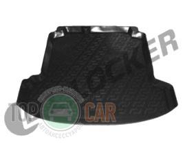 Коврик в багажник Volkswagen Polo Sedan 2010-