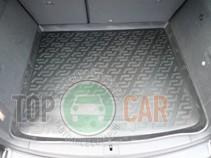 Коврик в багажник Volkswagen Touareg 2010-