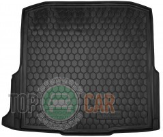 Avto Gumm Полиуретановый коврик багажника Skoda Octavia A7 Combi (с органайзером)