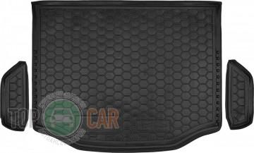 коврик багажника Toyota RAV4 2013- 5 дв. (полноразмерная запаск
