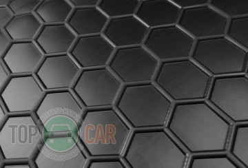 Avto Gumm Полиуретановый коврик багажника VW Golf VII hatchback