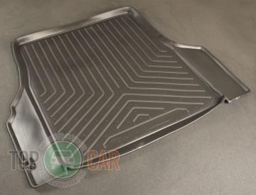 Nor-Plast Коврик в багажник VW Vento резино-пластиковый