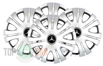 SKS с логотипом Колпаки R15 (модель 317) Mercedes
