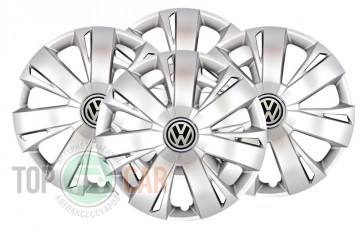 SKS с логотипом Колпаки R16 (модель 411) Volkswagen